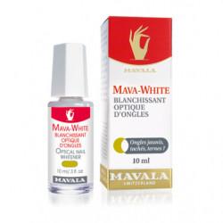 Mava-White Blanchissant Optique d'Ongles