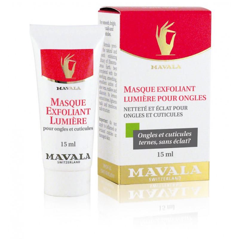 Masque Exfoliant Lumière pour Ongles Netteté et Eclat pour Ongles et Cuticules