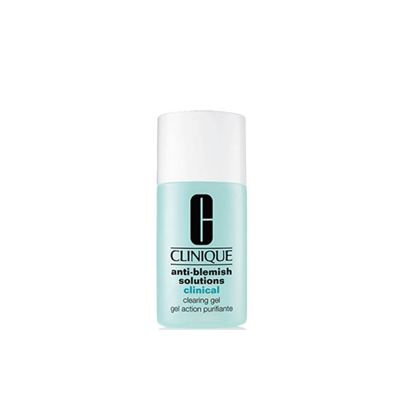 Anti-Blemish Solutions Clinical Clearing Gel/Gel Action Purifiante - 30 ml