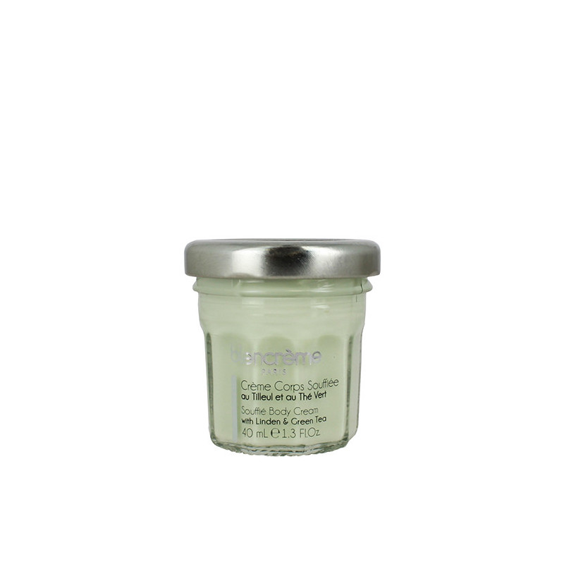 Mini Crème Corps TILLEUL THE VERT - 40 ml