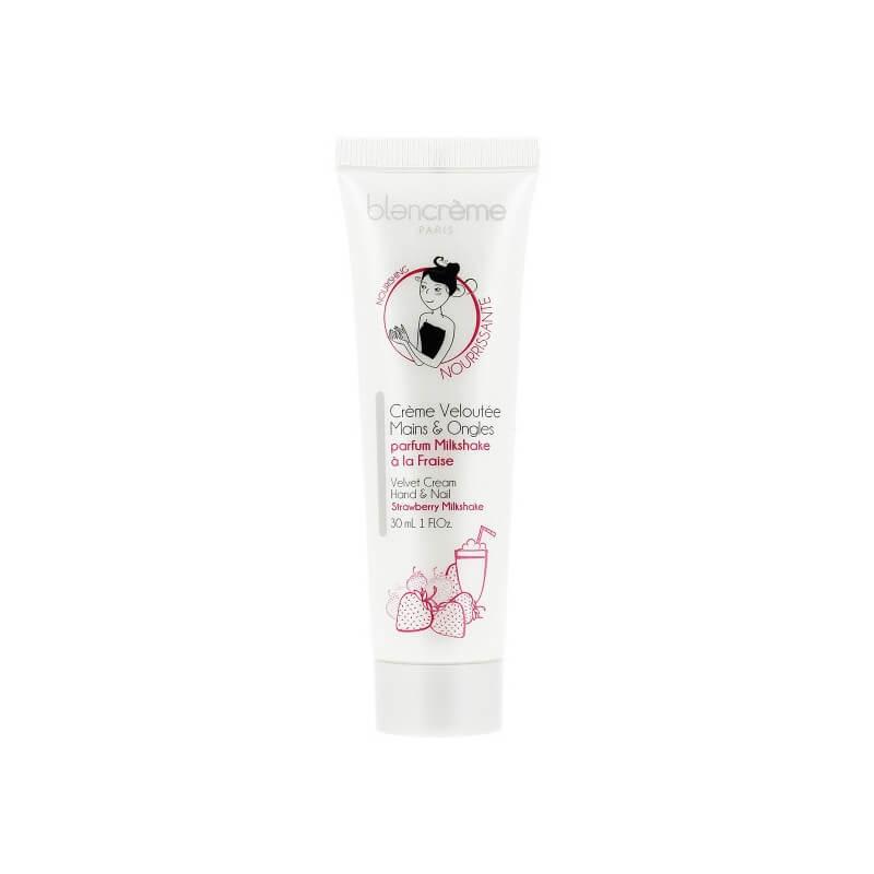 Crème Mains MILKSHAKE FRAISE - 30 ml
