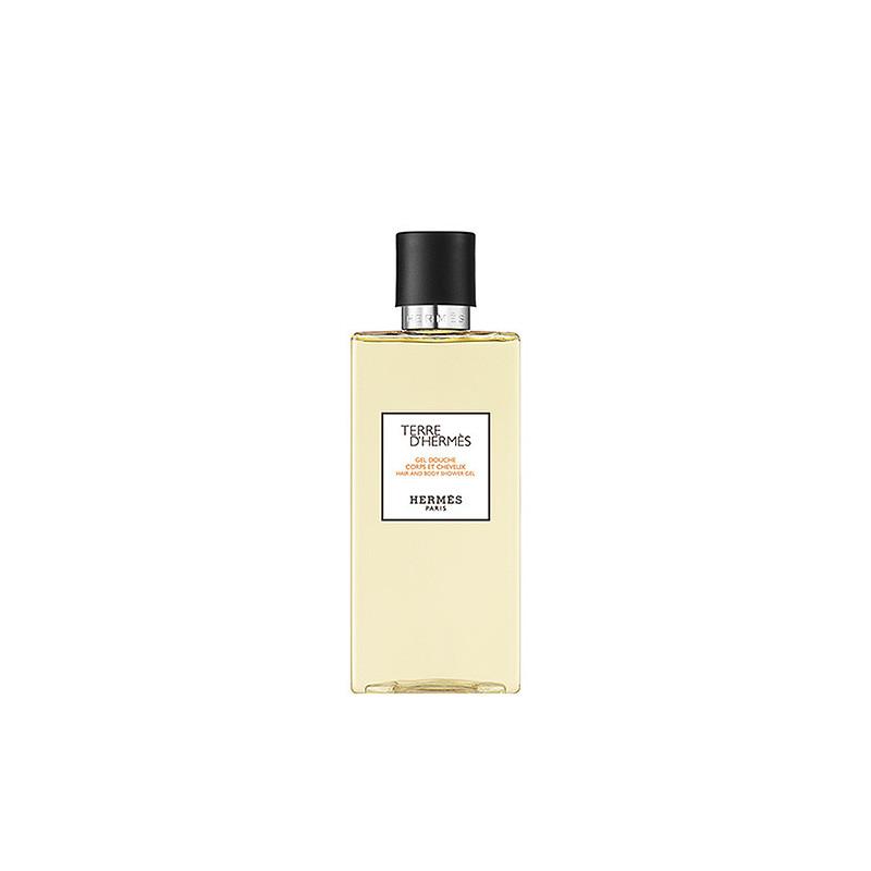 Terre d'Hermès Shampooing Corps et Cheveux - 200 ml