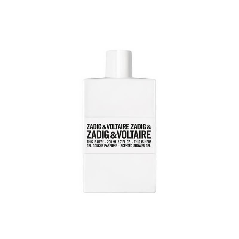 Zadig & Voltaire This is Her!  Gel gouche Parfumé - 200 ml