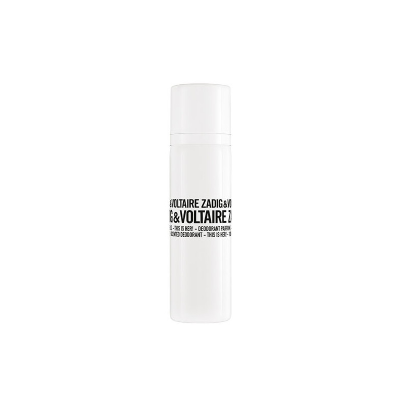 Zadig & Voltaire This is Her!  Déodorant Spray - 100 ml