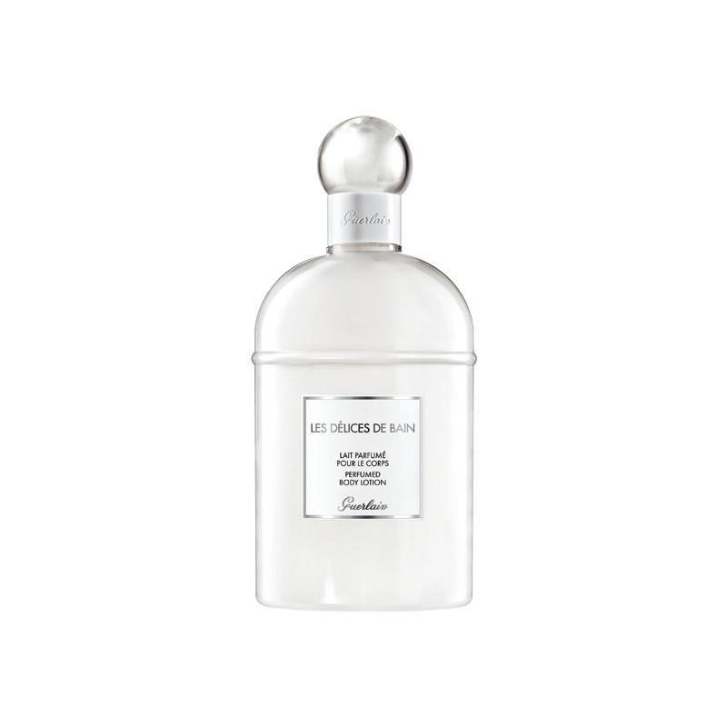 Les Délices de Bain Lait Parfumé pour le Corps - 200 ml