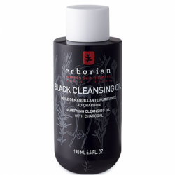 Black Cleansing Oil Huile...