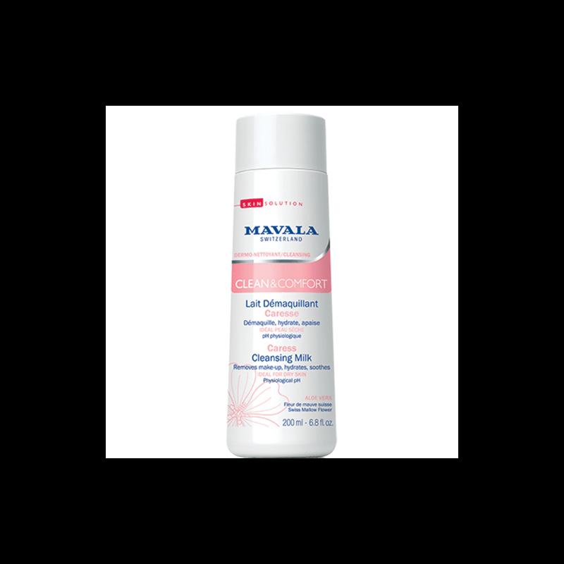 CLEAN & COMFORT  Lait Démaquillant Caresse - 200 ml
