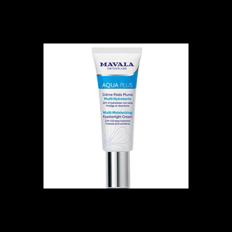 AQUA PLUS Crème Poids Plume  Multi-Hydratante - 45 ml