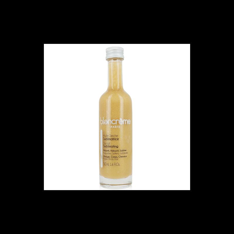 Huile Sèche Sublimatrice Corps et Cheveux - 50 ml