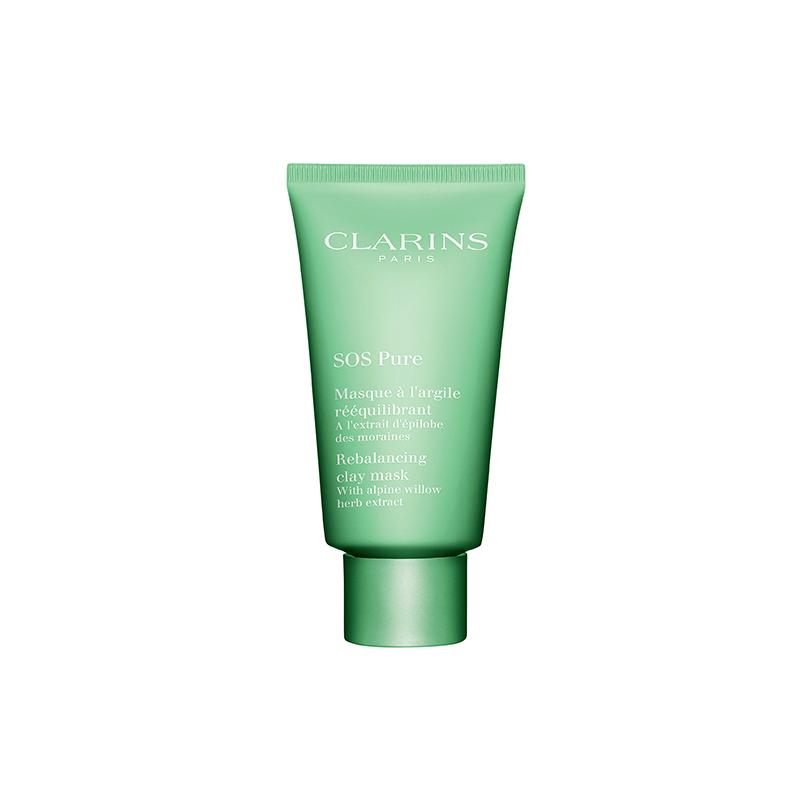 SOS Pureté Masque à l'Argile Rééquilibrant - 75 ml