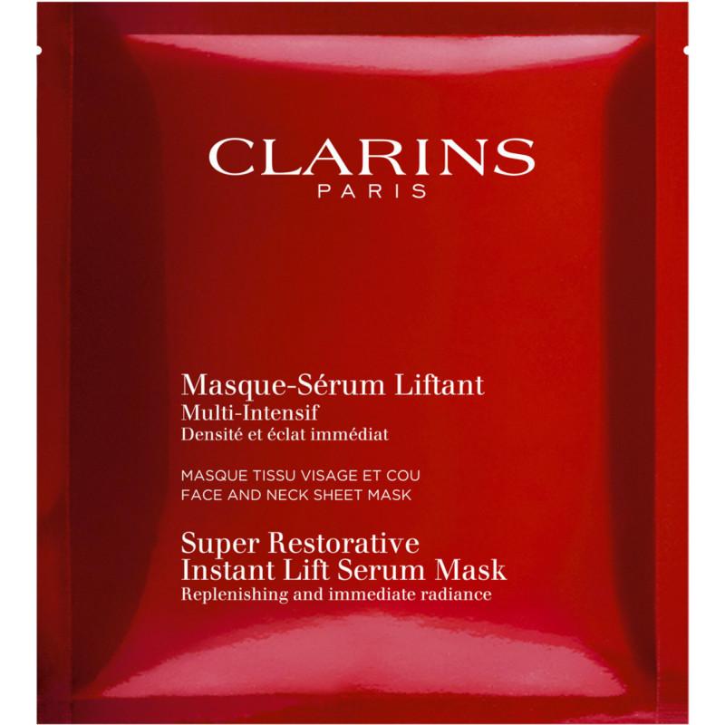 Masque-Sérum Liftant Multi-Intensif Densité et Éclat Immédiat - 5 sachets X 30 ml