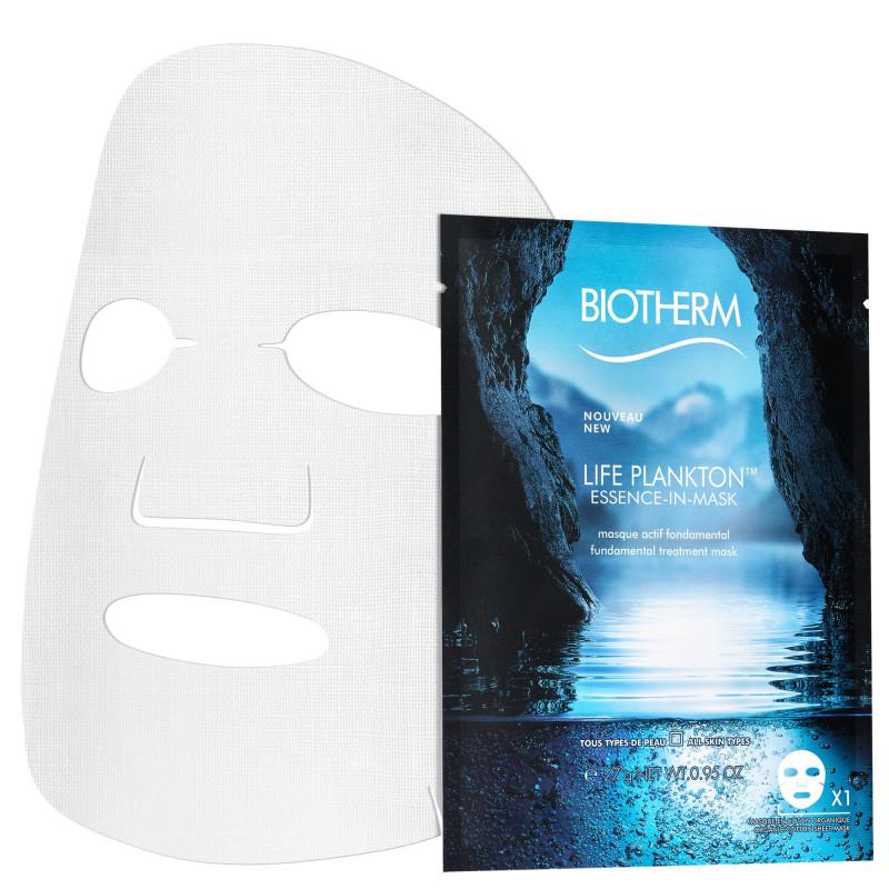 Life Plankton™ Essence-in-Mask Masque Actif Fondamental