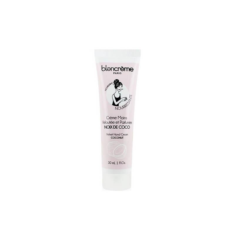 Crème Veloutée Mains Parfum Noix de Coco - 30 ml