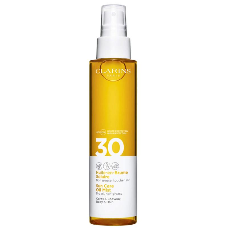 Huile-en-Brume Solaire Corps et Cheveux UVA/UVB SPF30 - 150 ml