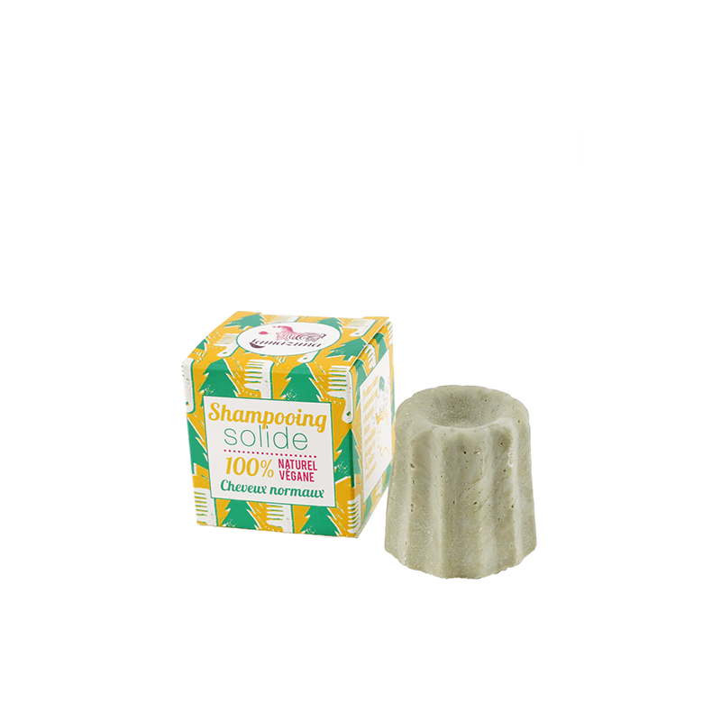 Shampoing Solide Cheveux Normaux Vegan au Pin Sylvestre - 55g