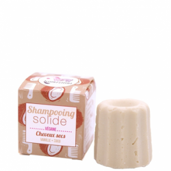 Shampoing Solide Vanille...