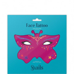 Tatouage Visage - Face...