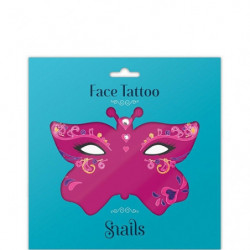 Tatouage Visage - Face...