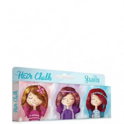 Craie Cheveux Hair Chalks
