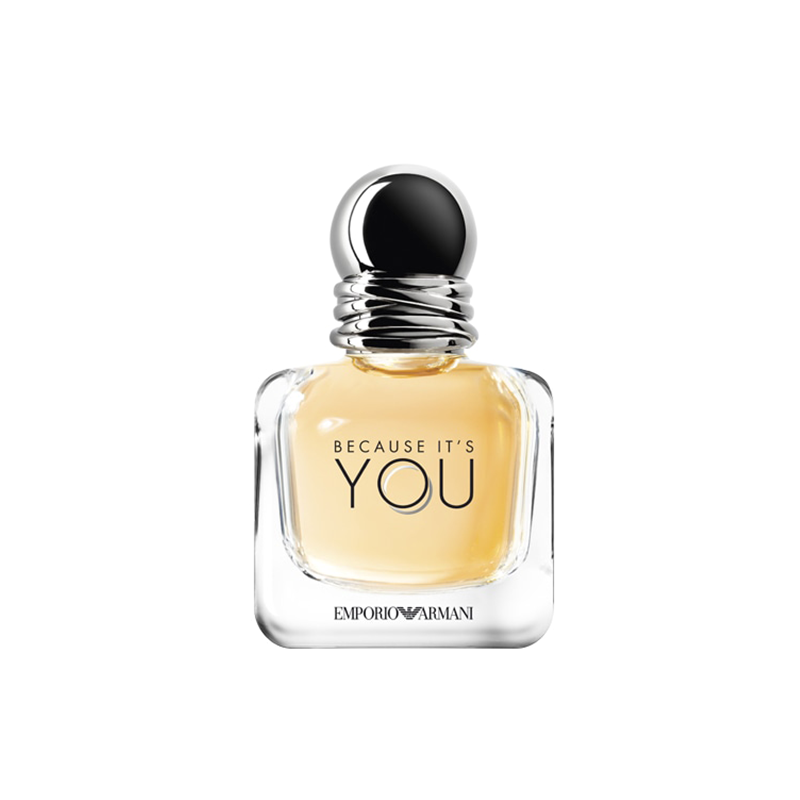 Emporio Because It's You Eau de Parfum