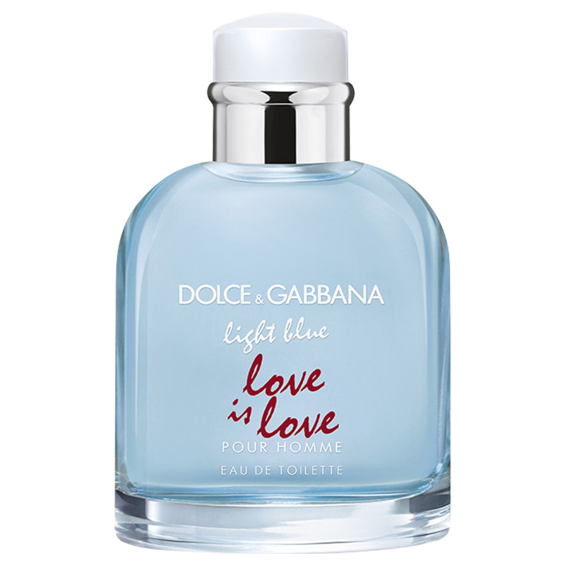 Love is Love Light Blue Homme Eau de Toilette Édition Limitée