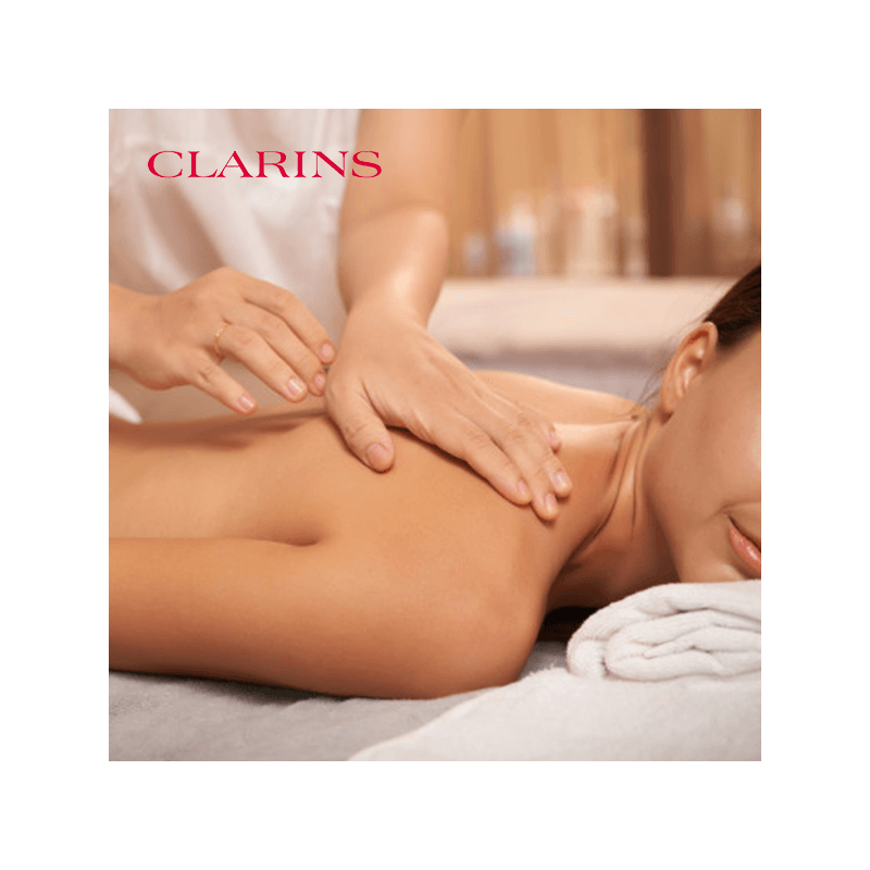 Soins Corps Clarins