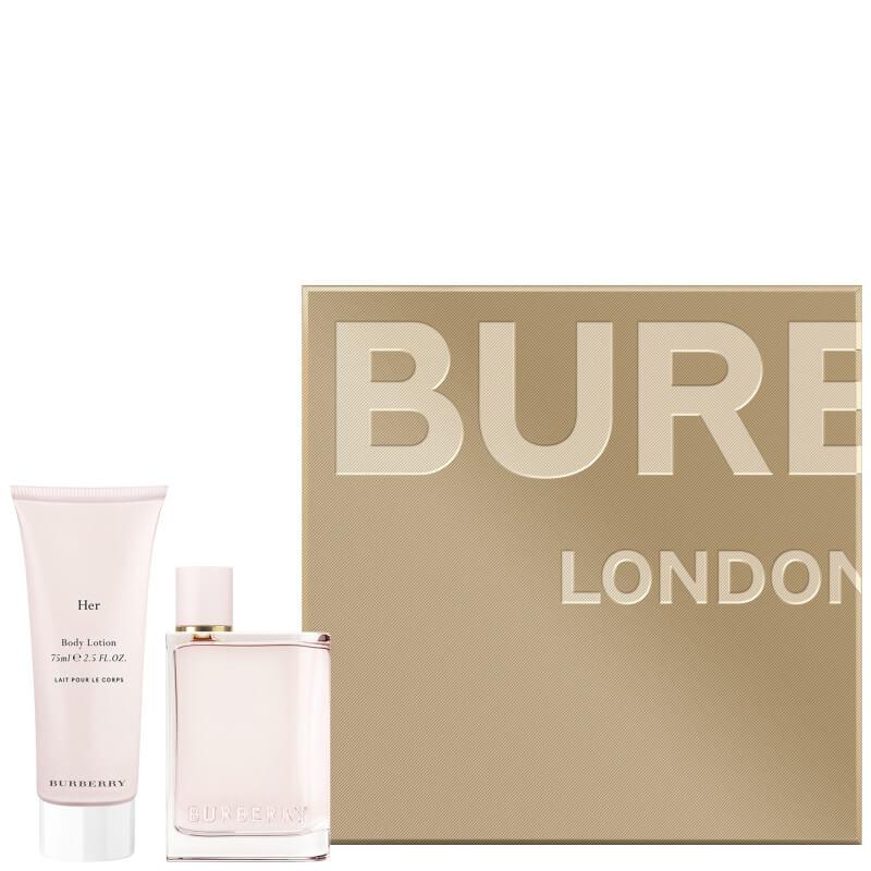 Coffret Burberry Her Eau de Parfum - Lait pour le Corps