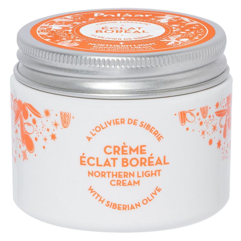 Crème Lissante Eclat Boréal à l'Olivier de Sibérie - 50 ml