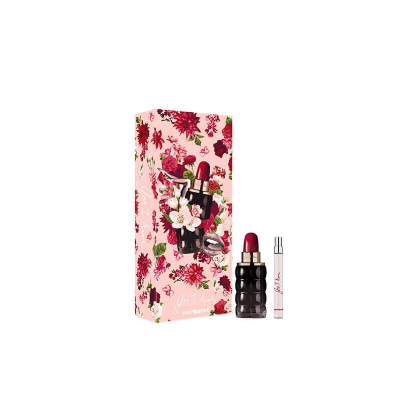Coffret Yes I Am Édition Limitée Eau de Parfum Orientale et Epicée - Miniature Format Voyage