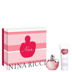 Coffret Nina Eau de...