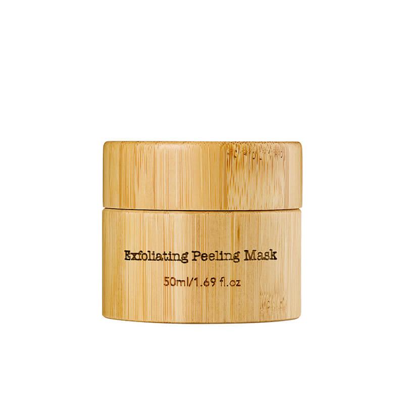 Masque Exfoliant Effet Peeling Soin Naturel et Biologique au Chanvre - 50 ml