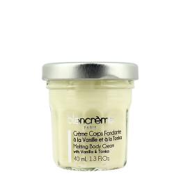 Mini Crème Corps VANILLE et...