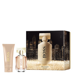Coffret BOSS THE SCENT FOR...